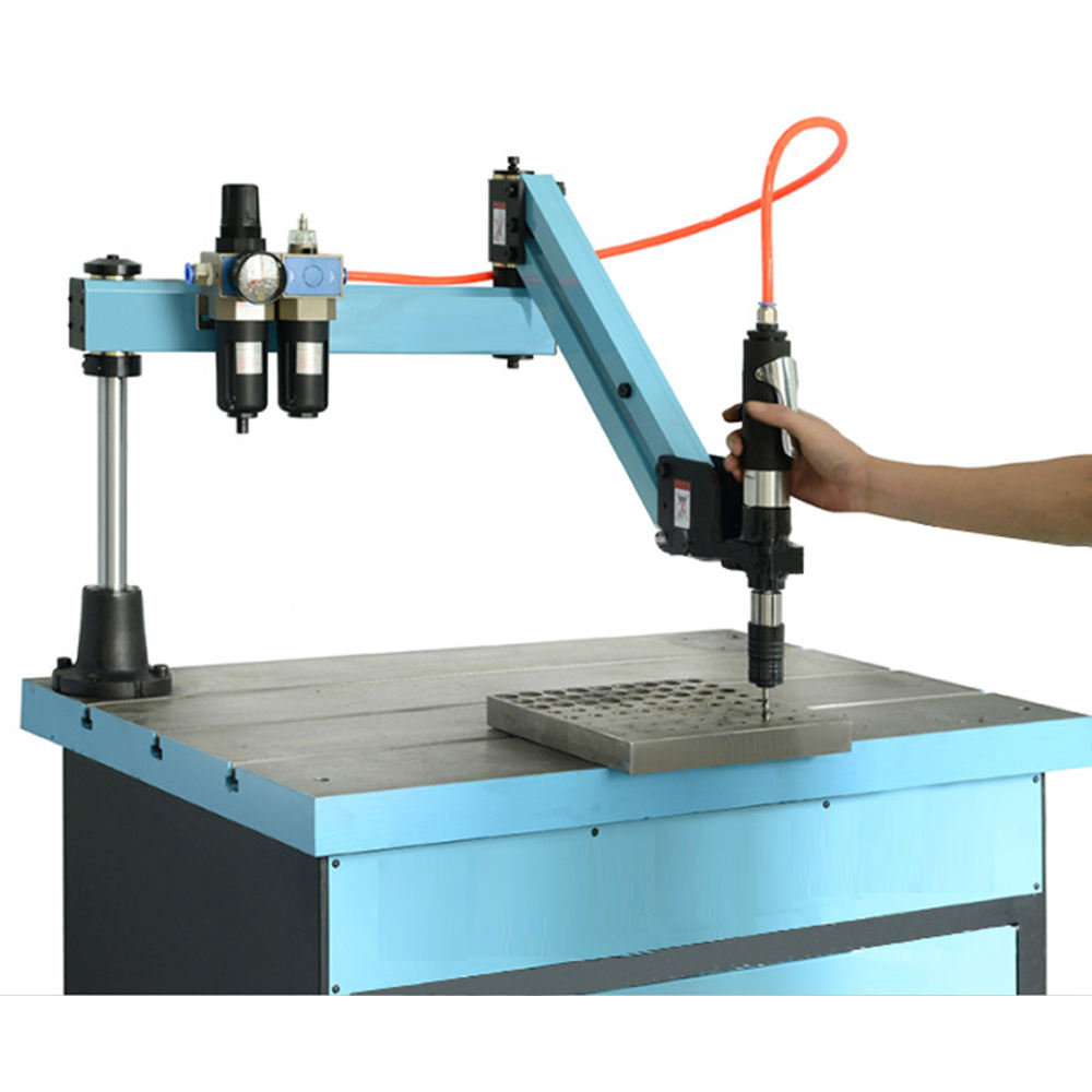 ODE Universal Pneumatic Tapping Machine Horizontal Multi Head Drilling And Tapping Machine