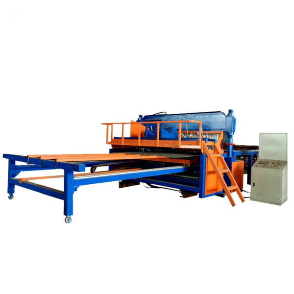 Plc automatic construction welded wire mesh machine supplier