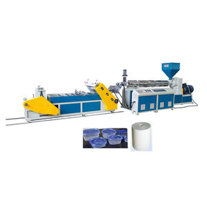 Plastic Sheet Extrusion Line - PP/PS Sheet Extruding Machine Equipment Line