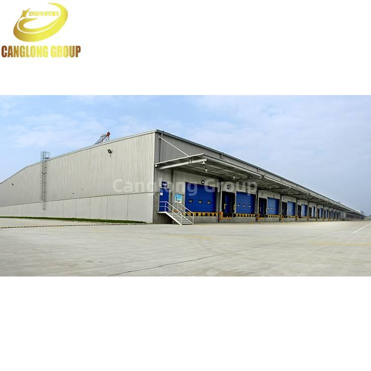 steel structure warehouse factory for sketch up