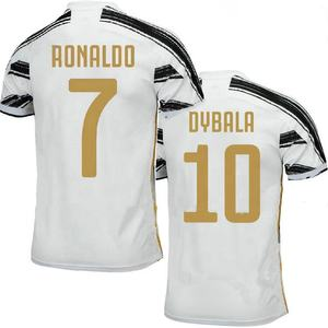 Player Version football shirt 2020/2021 new season RONALDO DYBALA soccer jersey