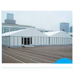 High quality 100 200 300 400 500 people capacity luxury large  party event military tent for sale