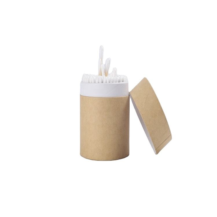 Cotton Buds Bamboo Factory Biogradable Bamboo Ear Cotton Buds Disposable Q-tips Cotton Swabs Cotton Swabs Bamboo Sticks