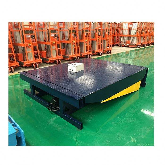 Mini Stationary Cylinder For Warehouse Platform Hydraulic Dock Leveler