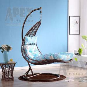 Swing Chair Indoor And Outdoor Balcony Leisure Hanging Egg Chair