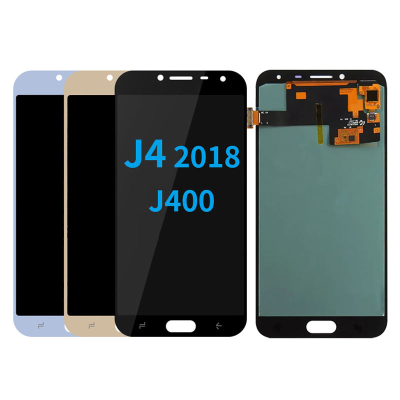 LCD For Samsung for Galaxy J4 Screen J400 LCD Display Touch Panel Digitizer Assembly