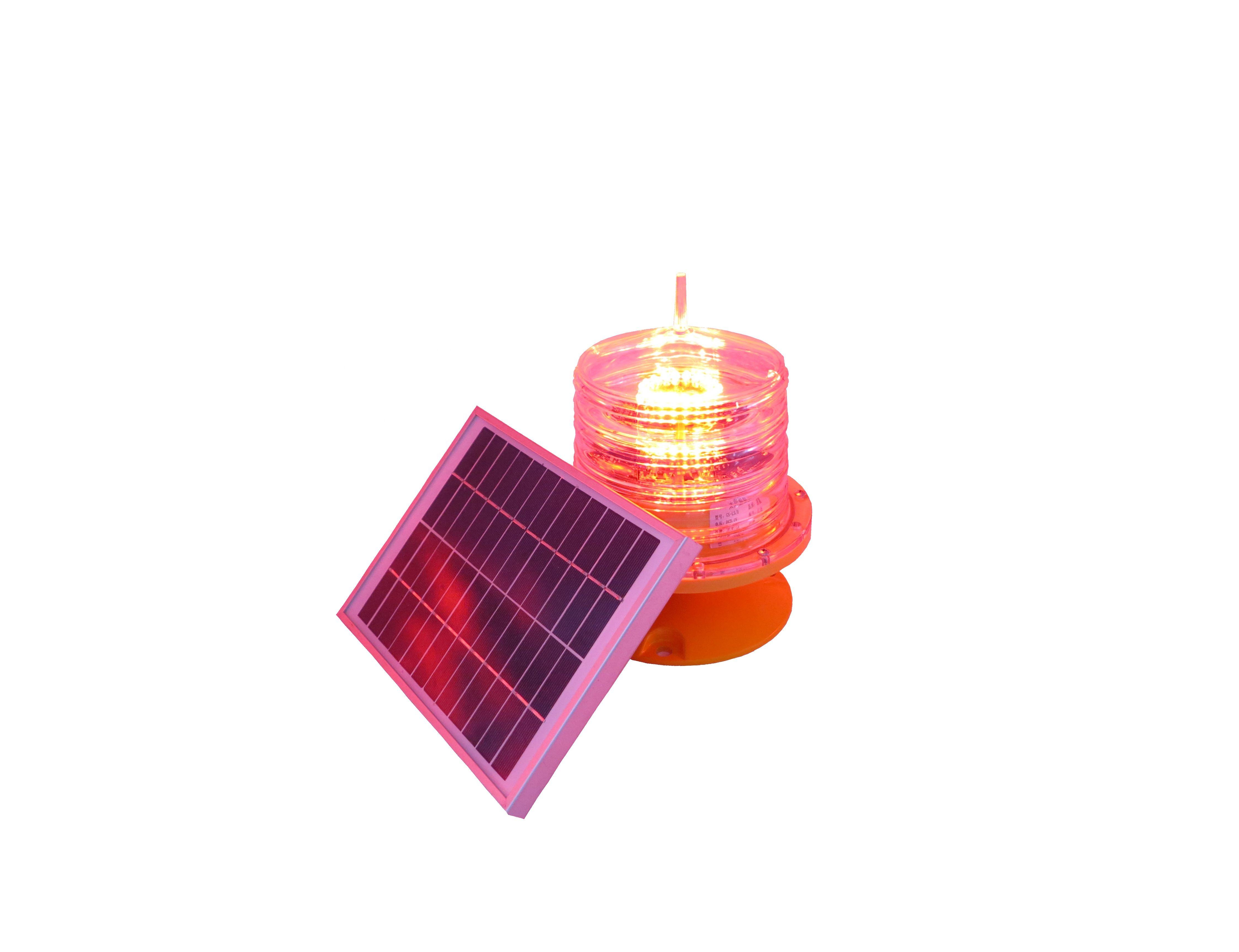 Graphic Customization 1~5NM Intergrated Solar Marine Navigation Lantern