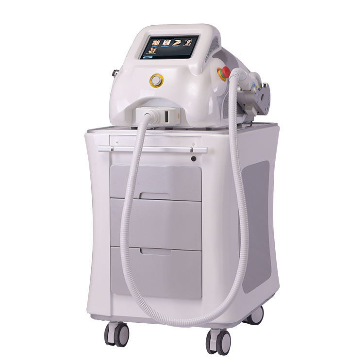 skin rejuvenation anti pigment freckle machine ipl hair removal