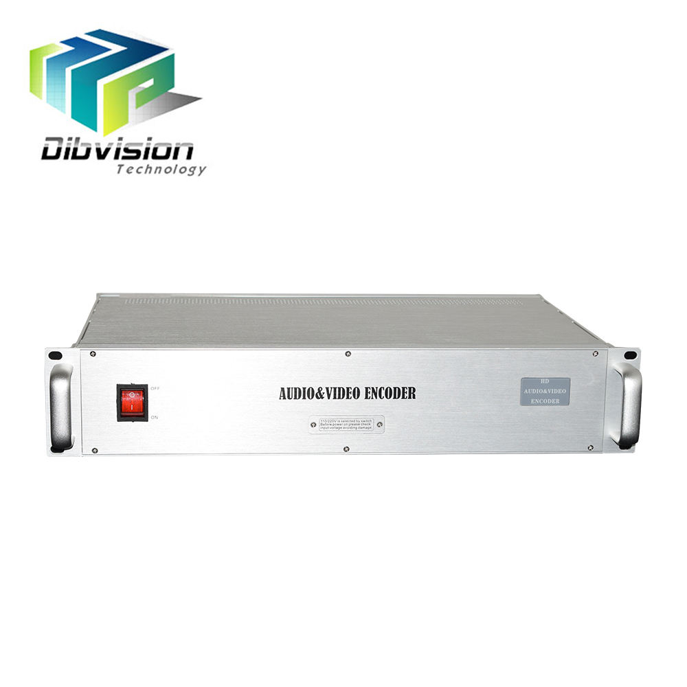 16 Kanaals Hd H.265/H.264 Iptv Encoder Resolutie 1080P 60fps Naar Ip Converter Udp Rtsp Rtmp Http Hls out