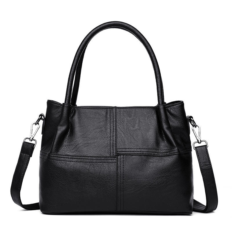 New autumn and winter fashion tote bag ladies Large Capacity one-shoulder bag american shoulder bag