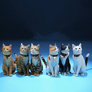 MR.Z New Arrival 1/6 Scale Felis Cat for Home Decoration
