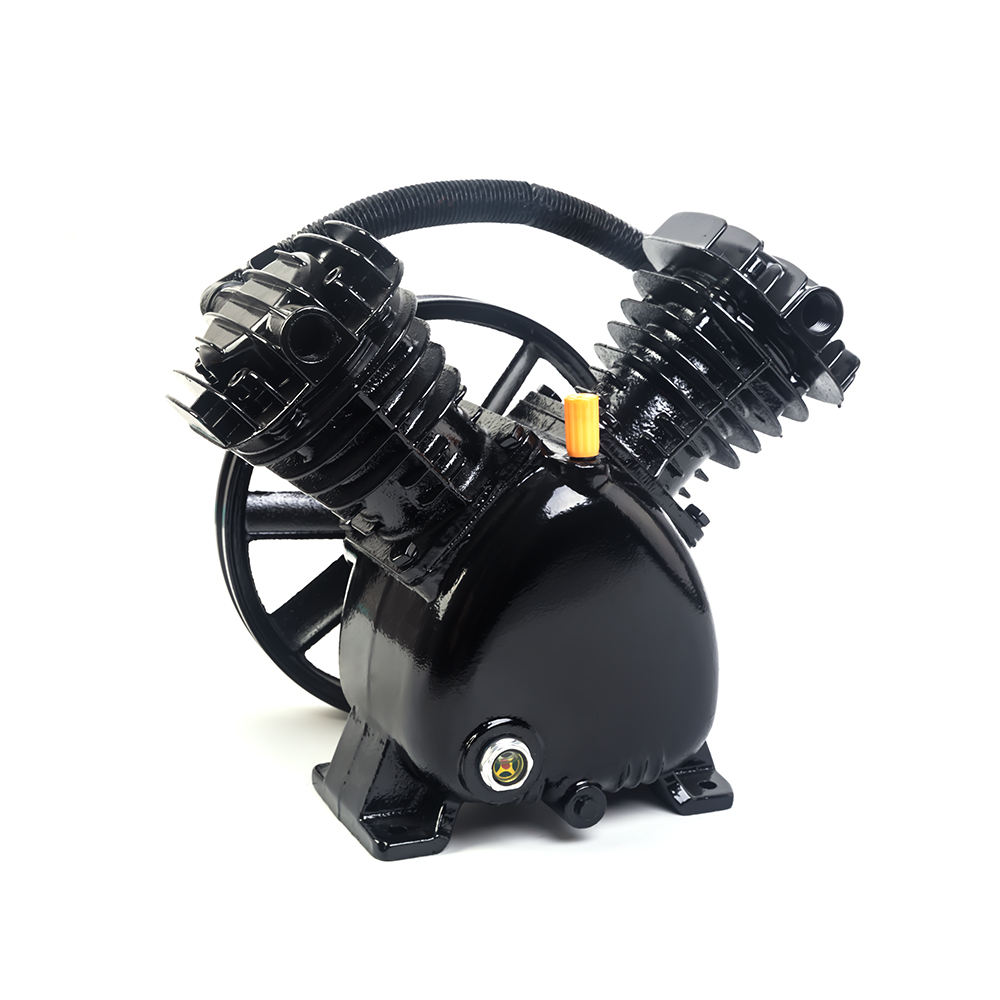 5.5HP belt driven piston air compressor pump