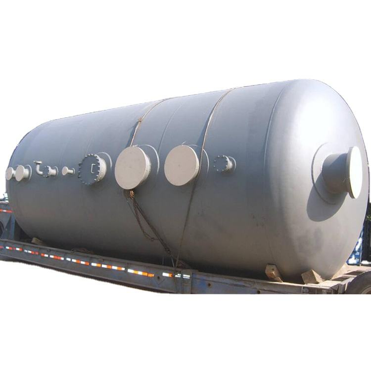 Oil Separator Tank Refining Equipment Chemical Reactor Pressure Vessels