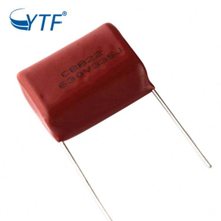 Hot Selling Polyester Film Capacitor 630V 335 cbb22 capacitor