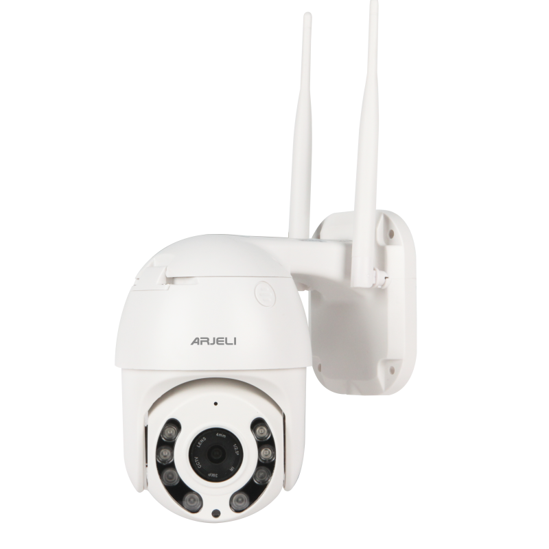 Goede Prestaties 2MP Cmos Sensor 4x Zoom Gemotoriseerde Lens IP66 Waterdichte H.265 Encoding Vullen Licht Night Wifi <span class=keywords><strong>Camera</strong></span> Met Sdk