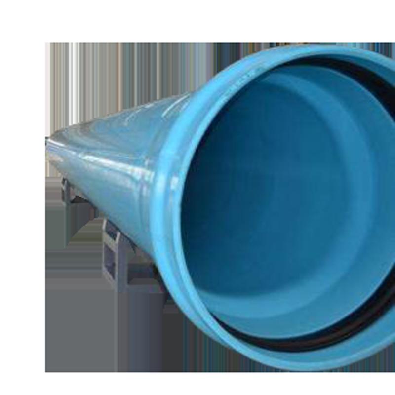 OEM Tùy Chỉnh Công Suất Chấp Nhận 8 Inch 10 Inch 12 Inch PVC Ống Màu Xám UPVC Ống Vuông