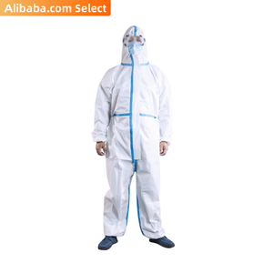 Alibaba Select Medical Protective Coverall/Clothing for US Market (30 units/set)