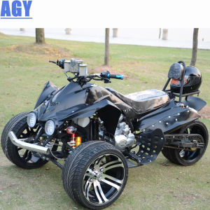 AGY race performance 250cc roadster trike