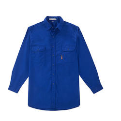 NFPA2112 certification fire retardant shirts  for men