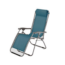 China Lightweight Foldup Recliner Zero Gravity Chair