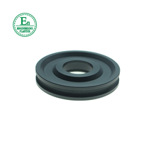 Hot sale high hardness plastic pulleys engineering plastic adjustable nylon guide pulley