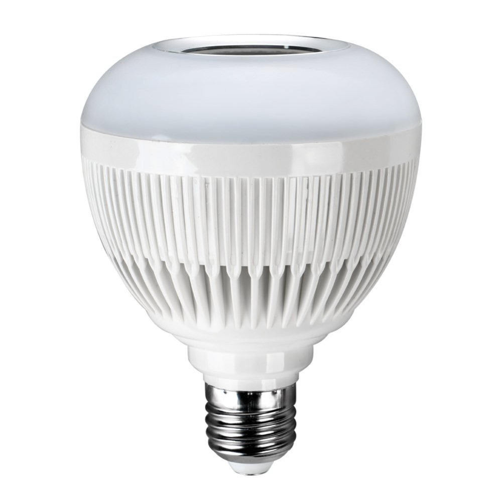 2019 hot selling China products led wireless light bulb speaker, rgb led bulb with remote control