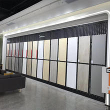 Marble Tiles Showroom Display Rack Ceramic