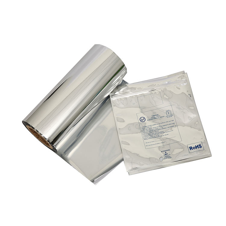 Btree Aluminum Foil Roll roll aluminum foil For ESD Moisture Barrier Bag