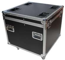 Utility Truck Pack Transport Snare Drum Flight Case With wheels