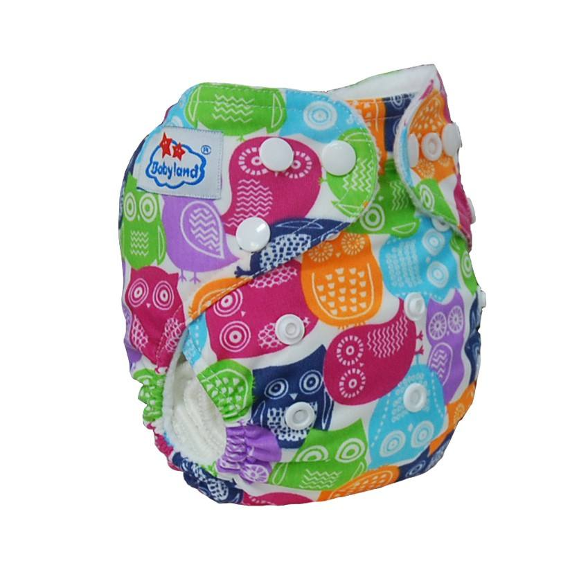 Babyland easy change reusable newborn baby cloth diapers