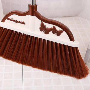 Wholesale China Soft Hair Dust Cleaner Broom And Dustpan Sets