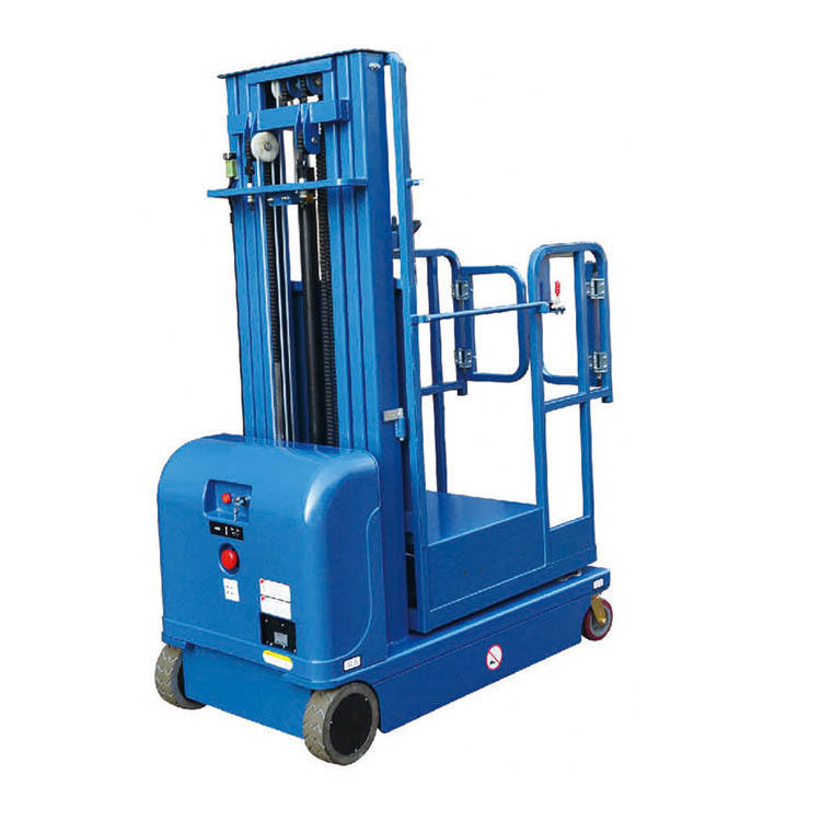 MM-M Series Electric Aerial ORDER Picker Simplex เสา