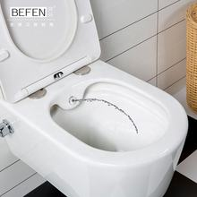 Home Lavatory Bathroom Ceramic Rimless Wall Hung Toilet With Bidet