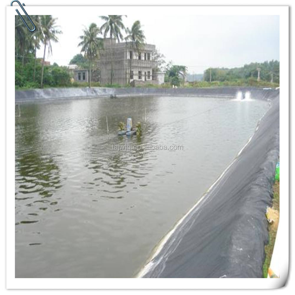 Fish tank pond liner waterproof HDPE LDPE LLDPE geomembrane