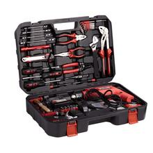 hot sale 128pcs industrial household tool set,power tool sets
