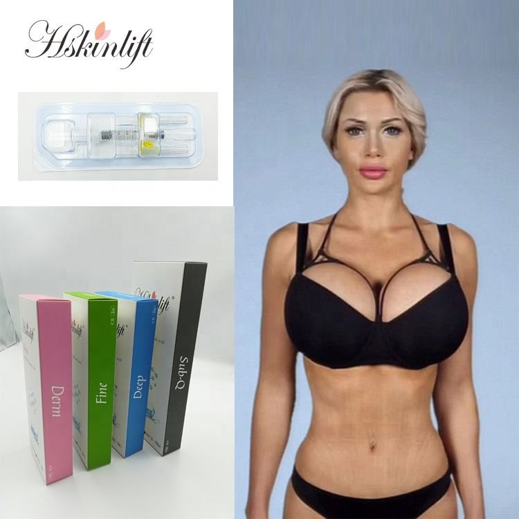 Acid Dermal Filler Hyaluronic Acid Dermal Filler Fills The Buttocks And Enlarges The Buttocks