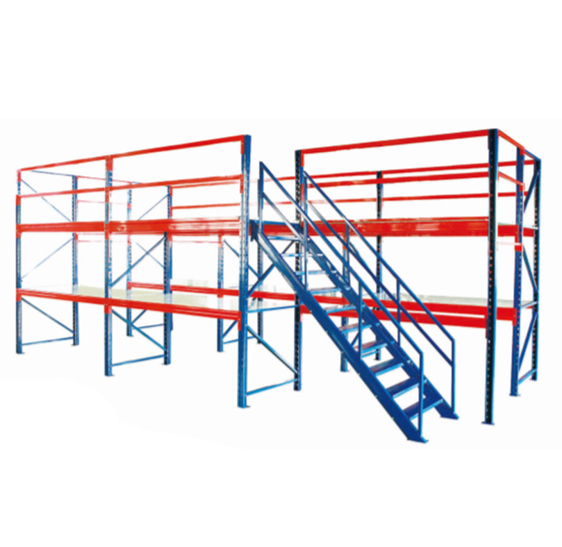 Pallet shelving steel Welded Storage heavy duty rack from China supplier