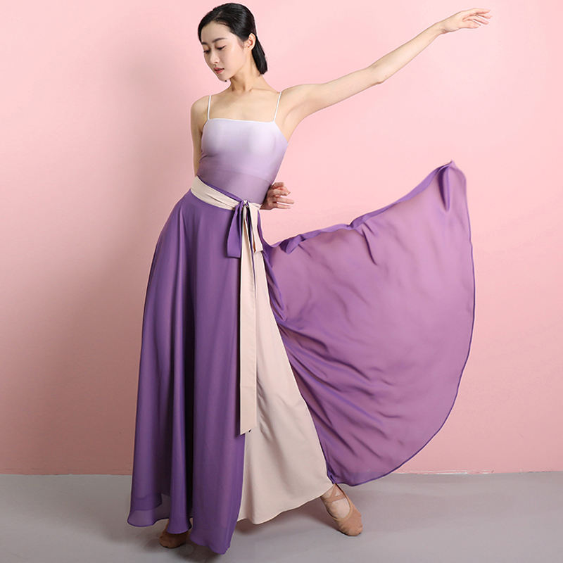 New arrivals Wholesale Latest Casual Fashion Europe And America Dress Skirt Beach Holiday Big Hem skirt Belly Dance Skirt