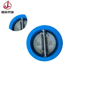 Factory Price Wafer Type Butterfly Check Valve