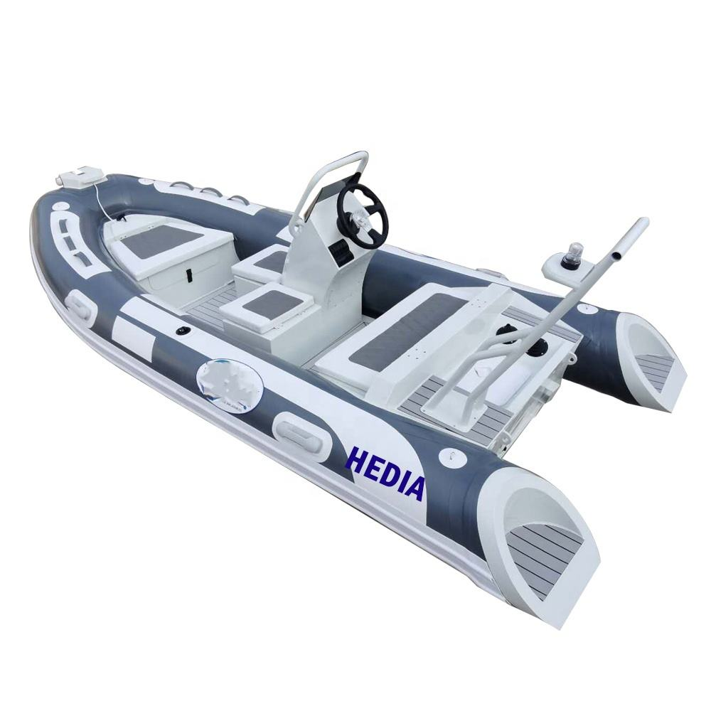Norway Brig designed 3.6m 3.9m Rigid aluminum hull inflatable rib boat 360 390 with CE approval