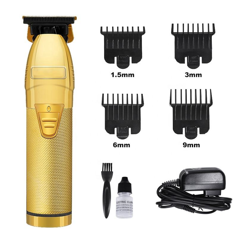 hair cutting machine prices Professional waterproof lithium battery hair clippers
