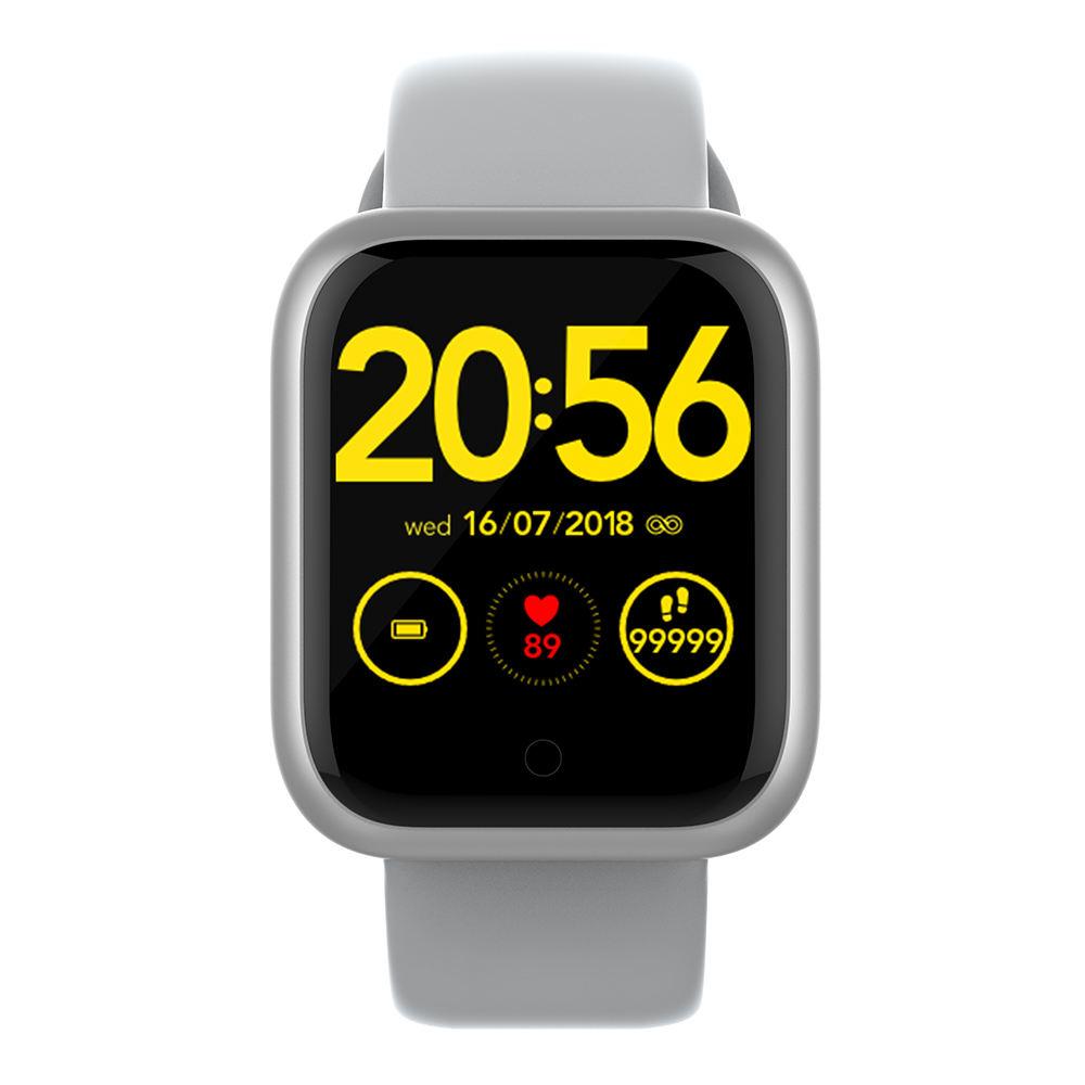 Amazon Лидер продаж смарт часы ip68 сердечного ритма Смарт-Модные Смарт-часы для дам и мужчин для apple <span class=keywords><strong>huawei</strong></span>