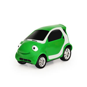 OEM Custom Design Model Cars Plastic ABS Material Car Model Toy
