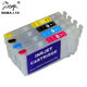802XL 35XL Refillable Ink Cartridge For Epson WorkForce Pro WF-4720 WF-4725 WF-4730 WF-4740 WF-4734 Printers Without Chip