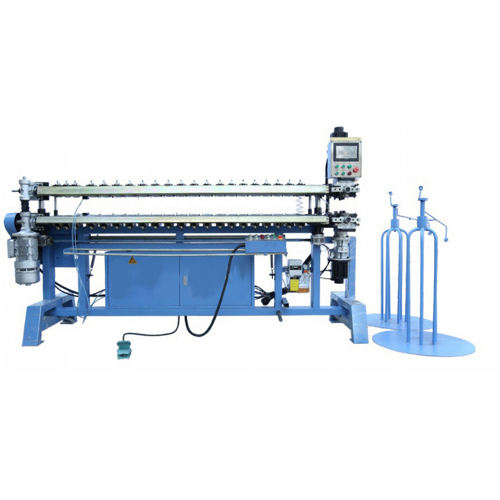 Automatic Production Metal Spring Mattresses Making Machines Assembly Machine
