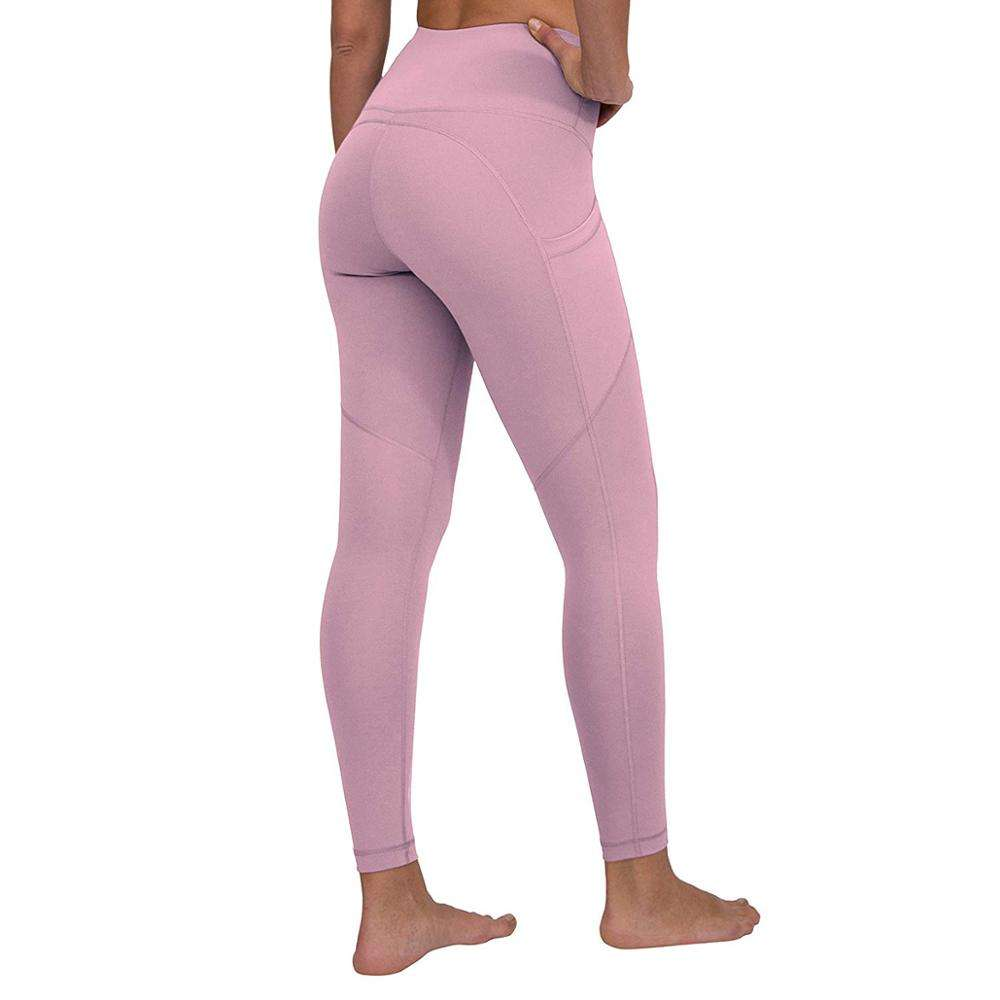 Womens Athletic Apparel Factory Direct Supply High Waist Tight Yoga Pants