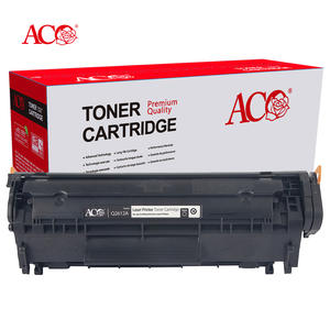 ACO Factory Wholesale Compatible CE505A Q2612A CF217A CF226A CB435A CB436A CE278A CF283A CE285A CC388A Toner Cartridge For HP