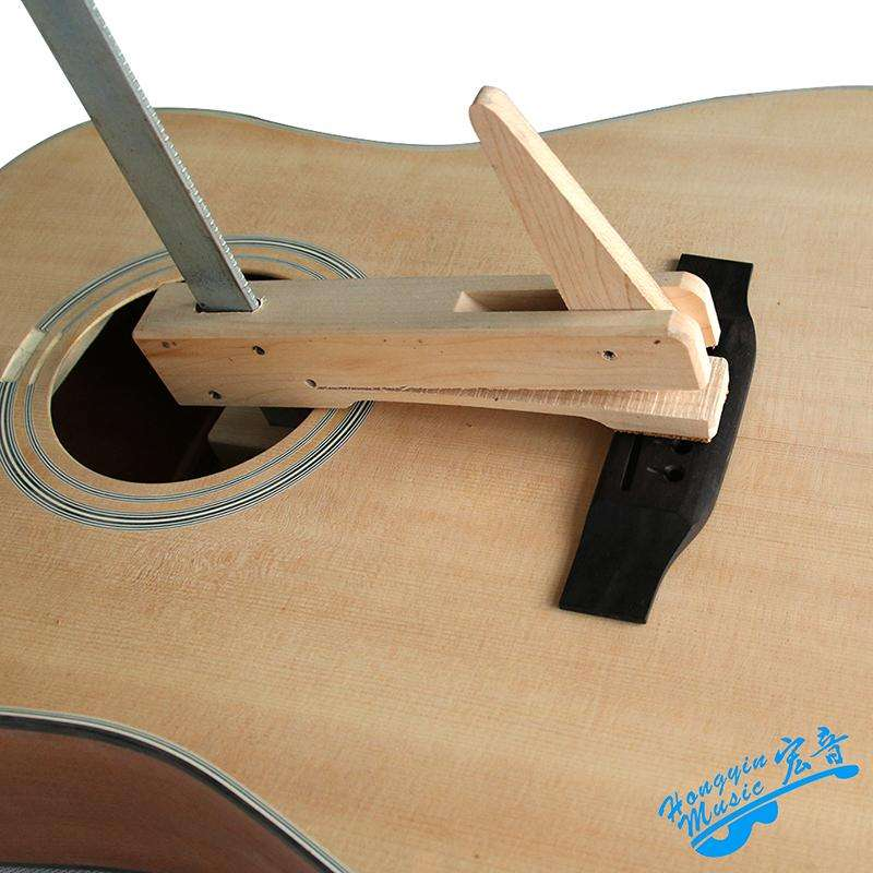 Hand-Made Hard Maple <span class=keywords><strong>Hout</strong></span> Ijzer Deep Throat Klem Voor Gitaar Cello <span class=keywords><strong>Viool</strong></span> Brug F Vorm <span class=keywords><strong>Hout</strong></span> Armatuur Houtwerk gitaar Gereedschap