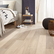 Best quality 260 mm wide prime AB grade invisible oil color parquet oak wood engineered flooring