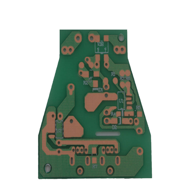 Single Layer Usb Mobiele Power Bank Acculader Pcb Voor Telefoon Printplaat Fabrikant